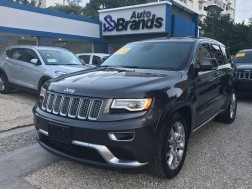 Jeep Grand Cherokee Summit 2015 techo panoramico
