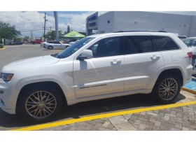 Jeep Grand Cherokee Summits California Edic
