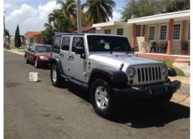 Jeep Jk 4ptas Por affidavit