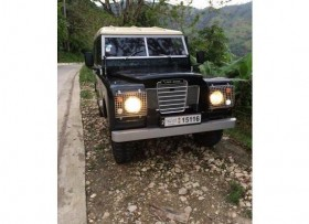 Jeep Land Rover clasico