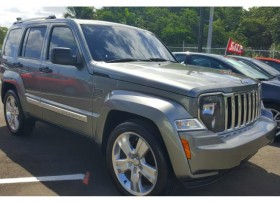 Jeep Liberty Jet Edition 2012