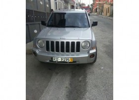 Jeep Patriot 2009 gris