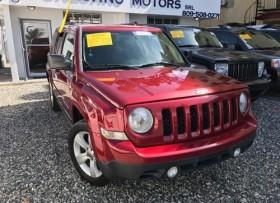 Jeep Patriot Latitude 2011