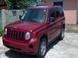 Jeep Patriot Limited 2009