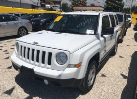Jeep Patriot Sport 4X4 2012