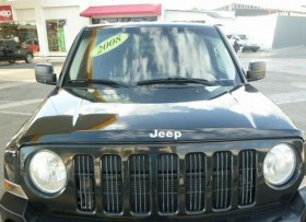 Jeep Patriot2008
