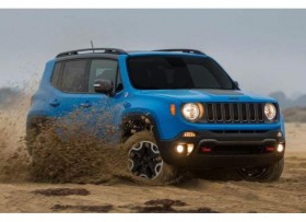 Jeep RENEGADE 2017 Bonos