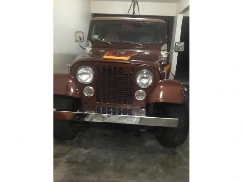 Jeep Renegade 1984