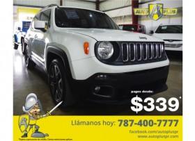 Jeep Renegade 2015 Como Nueva
