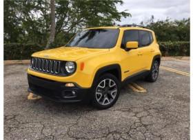 Jeep Renegade latitud 2015 Excelente condicio
