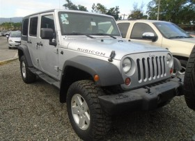 Jeep Rubicon 2010