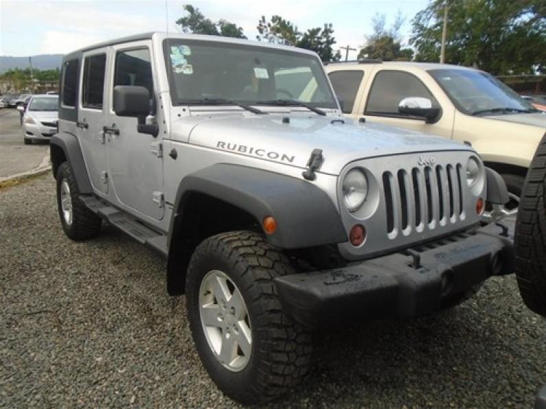 Jeep Rubicon 2010