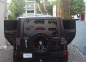 Jeep Sahara2008