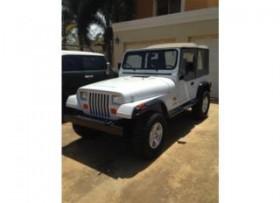 Jeep Wrangler ′92 en tremendas condiciones