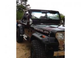 Jeep Wrangler 1991 Nitido