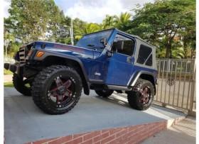 Jeep Wrangler 2001 11500
