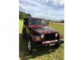 Jeep Wrangler 2001 Sport se vende o se cambia