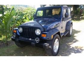 Jeep Wrangler 2002 Para negociar