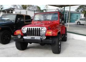 Jeep Wrangler 2002 Std