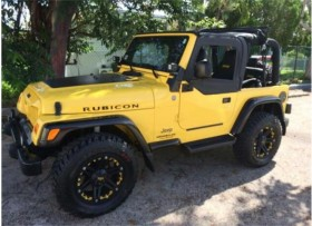 Jeep Wrangler 2004 Nuevo