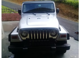 Jeep Wrangler 2005 12500 o mejor oferta