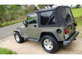 Jeep Wrangler 2006 Aut13800omo