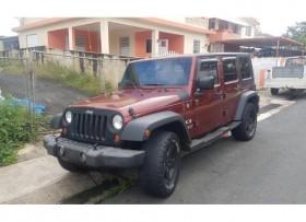 Jeep Wrangler 2007 14000