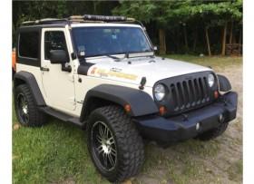 Jeep Wrangler 2010 aut 16800como nuevo