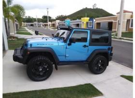 Jeep Wrangler 2010 en 20000