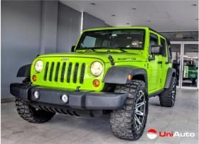Jeep Wrangler 2013 Verde