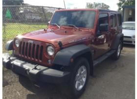 Jeep Wrangler 2014 AUT