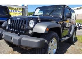 Jeep Wrangler 2015 2 Puertas en Liquidación