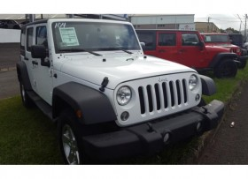 Jeep Wrangler 2015 Liquidación