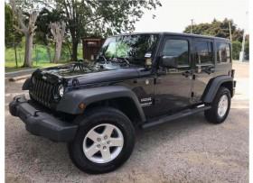 Jeep Wrangler 2015 Poco millaje