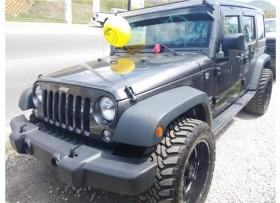 Jeep Wrangler 2016Pagos desde 46900