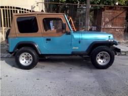 Jeep Wrangler 4Cil 25Lts Edición Rio Grande 1995