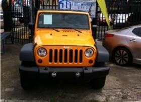 Jeep Wrangler 4Ptas Atm Como Nuevo