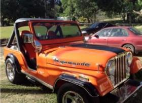 Jeep Wrangler 73-Standard