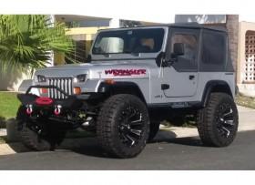 Jeep Wrangler 87 automatico