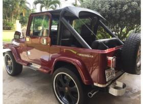 Jeep Wrangler 87