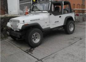 Jeep Wrangler 92