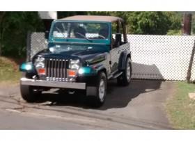 Jeep Wrangler 96 4cil