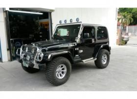 Jeep Wrangler Automático 2003