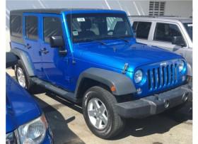 Jeep Wrangler Nitido