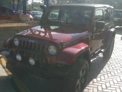 Jeep Wrangler Rubicon 2007