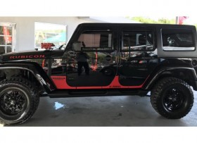 Jeep Wrangler Rubicon 2012 De Show