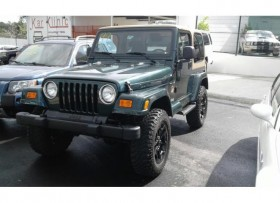 Jeep Wrangler Sáhara 1999