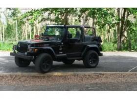 Jeep Wrangler Sahara 1997 Como Nuevo