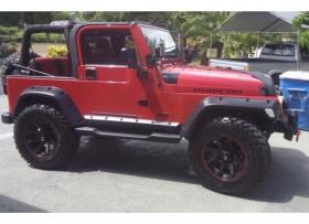 Jeep Wrangler TJ 2003