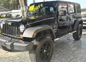 Jeep Wrangler Unlimite 2011